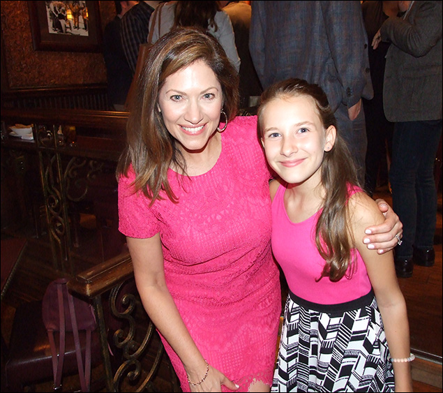 Laura Steele and Sophia Gennusa