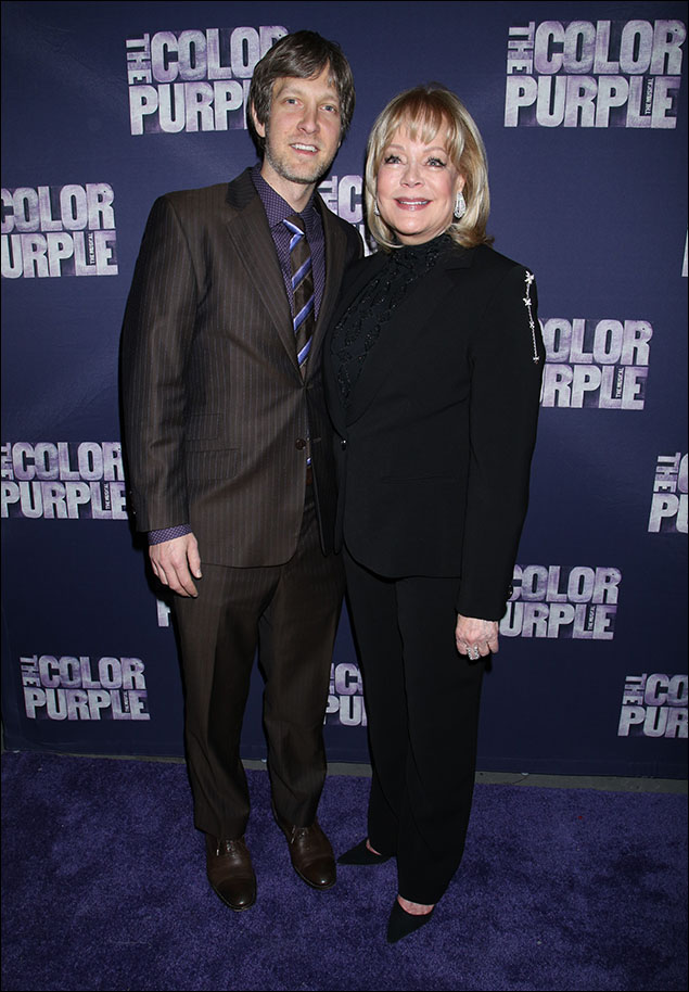 Randy Spelling and Candy Spelling