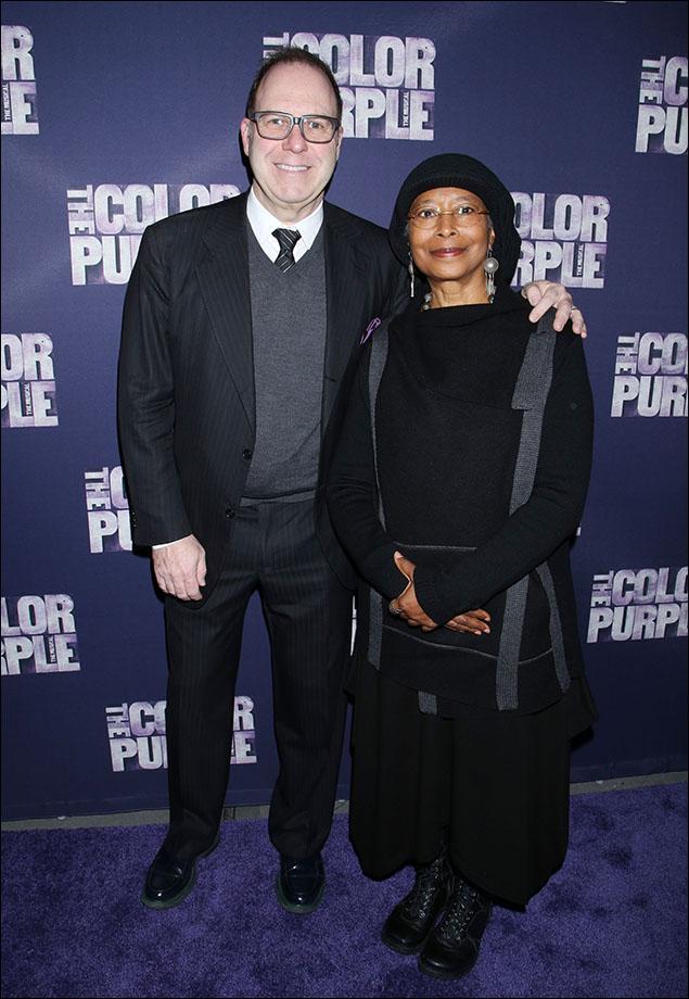 Scott Sanders and Alice Walker