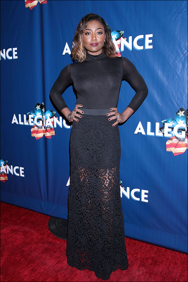 Patina Miller: If anyone understands a Red Carpet, it's Patina Miller… She always brings fashion, glamour, trends, but most importantly, she features exactly what looks good on her! Whether it's a jump suit or a two piece Balmain, she's always flawless.