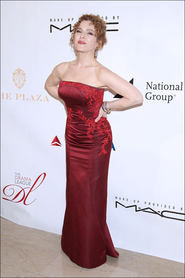 "Bernadette Peters: If there's a Fashion Icon on this list, it's Bernadette Peters. She shows her support for the community by regularly gracing the Red Carpet and always with impeccable style. Bernadette is the ultimate ""Broadway Booster""! … and she clearly is drinking from the Fountain of Youth. As Rob Reiner's Mom said in ""When Harry Met Sally, ""I'll have what she's having."" Beauty, grace, and glamour, she has it all! Brava, Miss Peters!! ….and a big ""Thank you"" to the entire Broadway Community for a beautiful and fashionable 2015 season! ….#andScene."