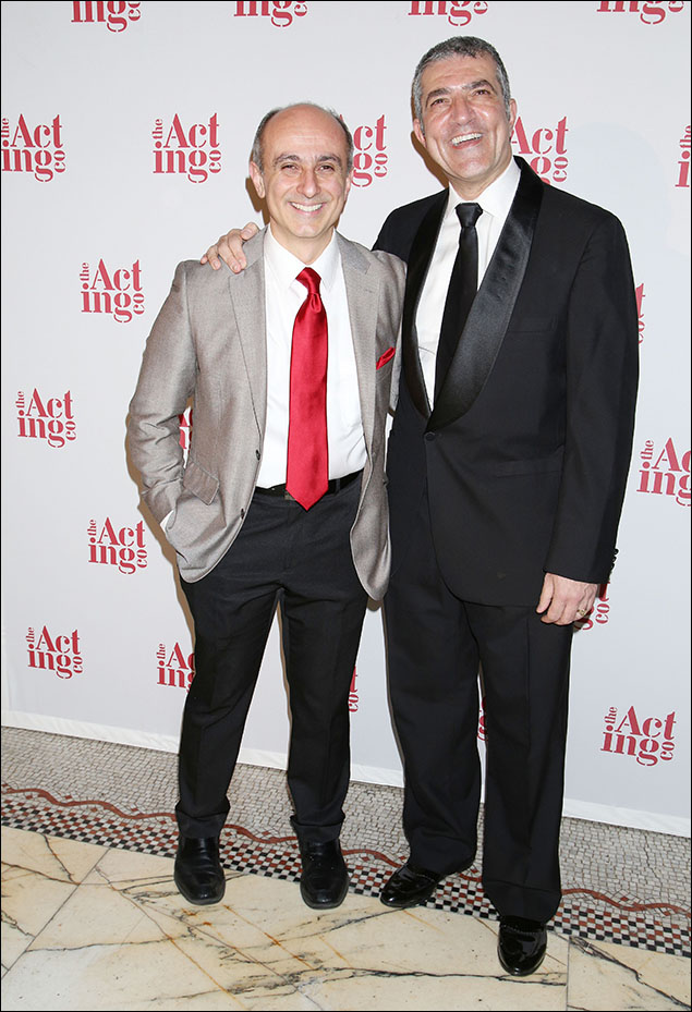 Stephen DeRosa and Paul Fontana