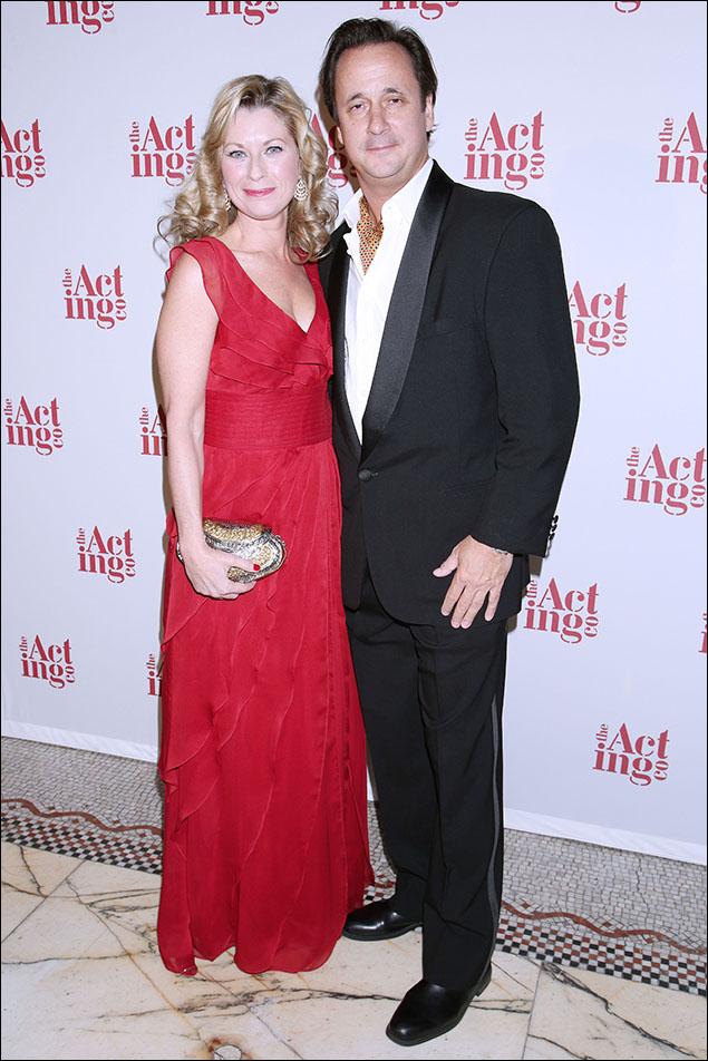 Angela Pierce and Erik Steele
