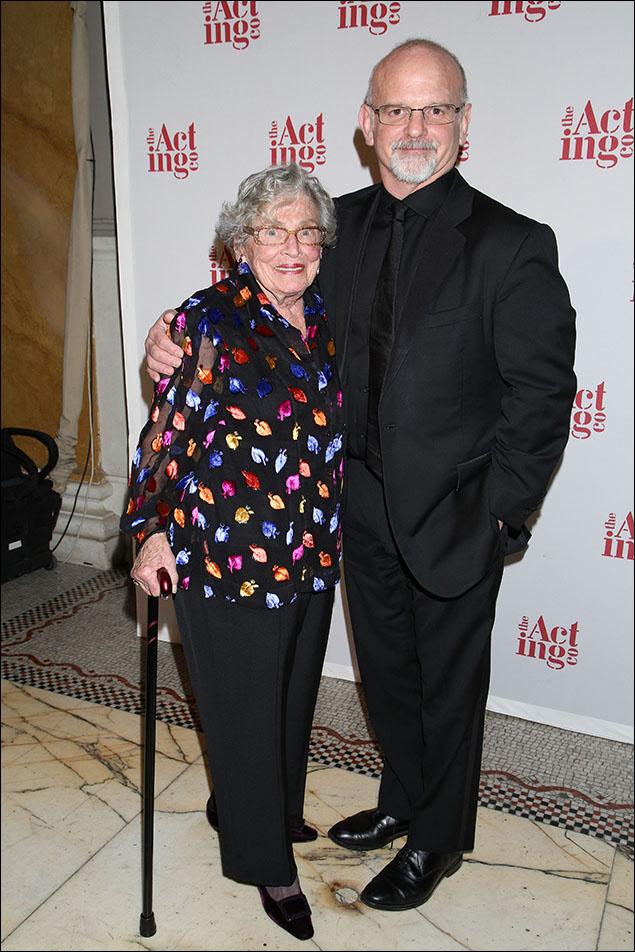 Michael Wilson and Jill Edelson