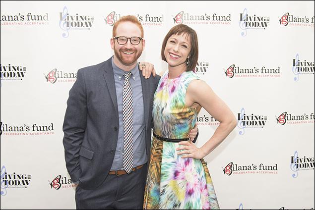 David Alpert and Paige Davis