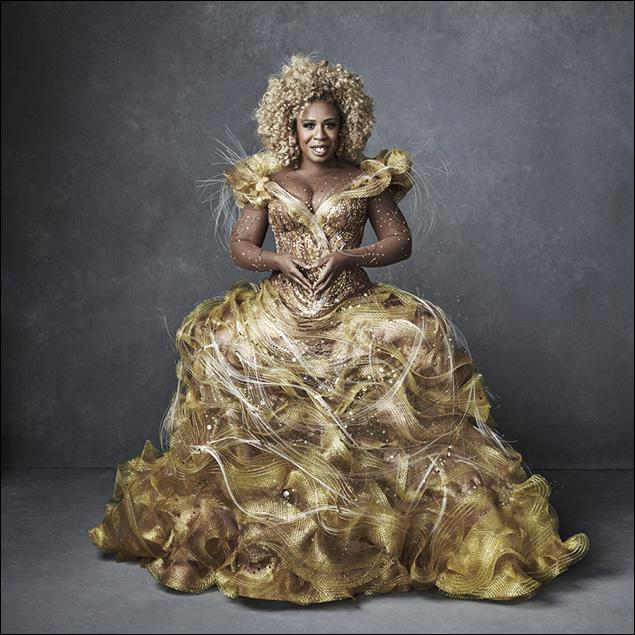 Uzo Aduba as Glinda