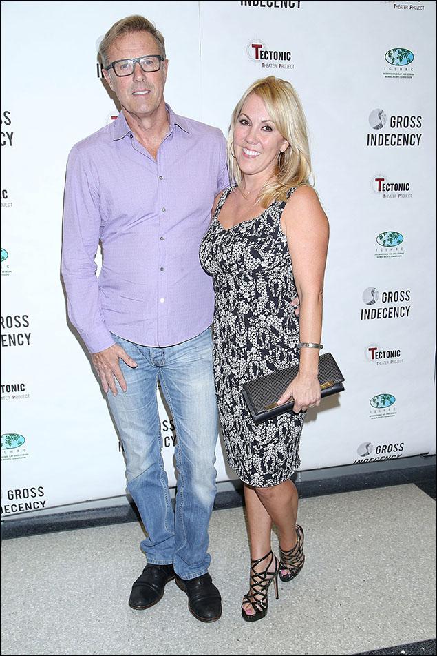Steve Lewis and Heather Randall Lewis
