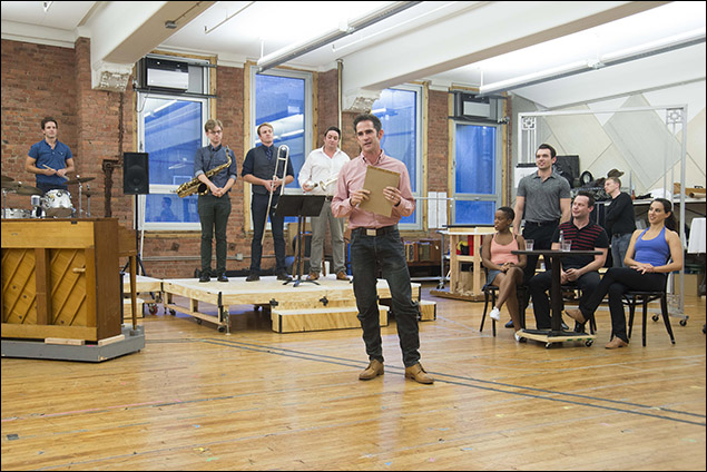 Andy Blankenbuehler  and company