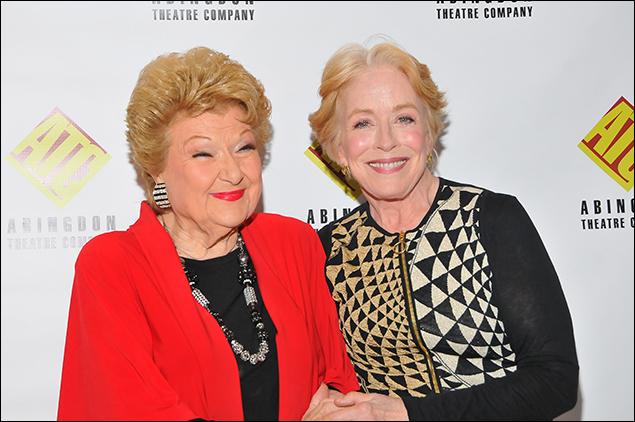 Marilyn Maye and Holland Taylor