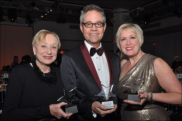Jane Greenwood, Mark D. Sendroff and Heather Henderson
