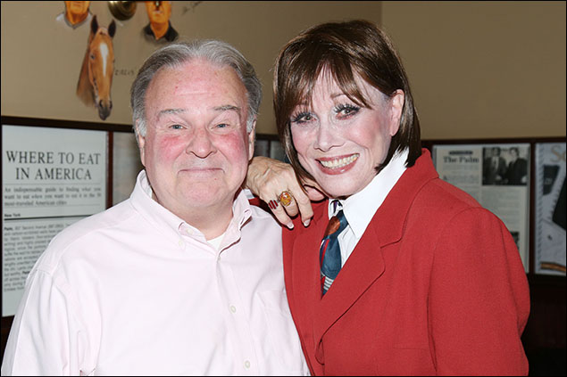 Fred Applegate and Michele Lee