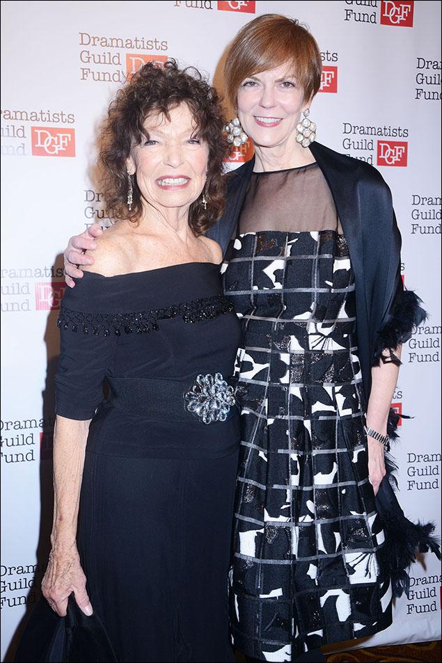 Gretchen Cryer and Lynne Greene