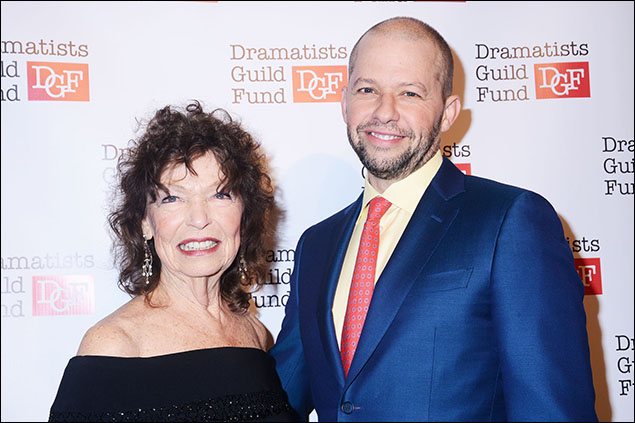 Gretchen Cryer and Jon Cryer