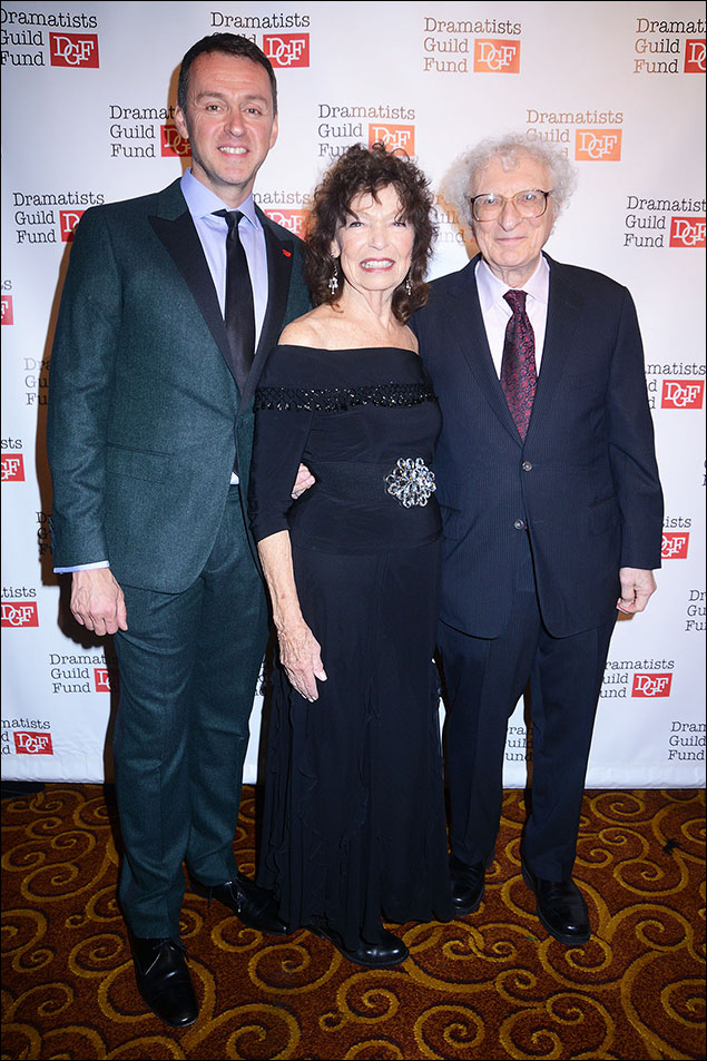 Andrew Lippa, Gretchen Cryer and Sheldon Harnick