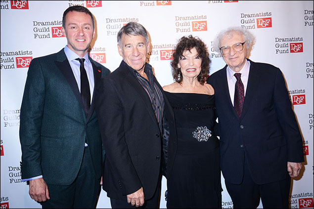 Andrew Lippa, Stephen Schwartz, Gretchen Cryer and Sheldon Harnick