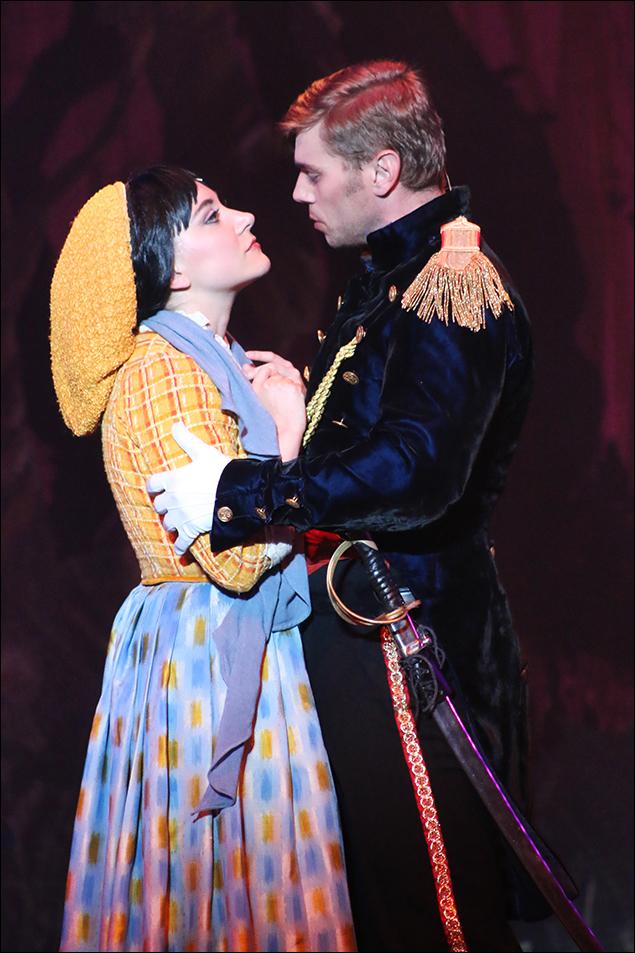 Laurel Harris and Nathaniel Hackmann