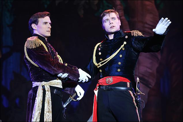 Ben Michael and Nathaniel Hackmann