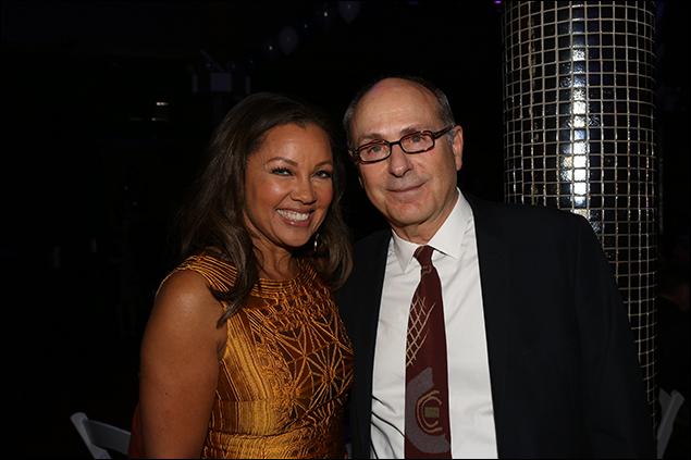 Vanessa Williams and James Lapine