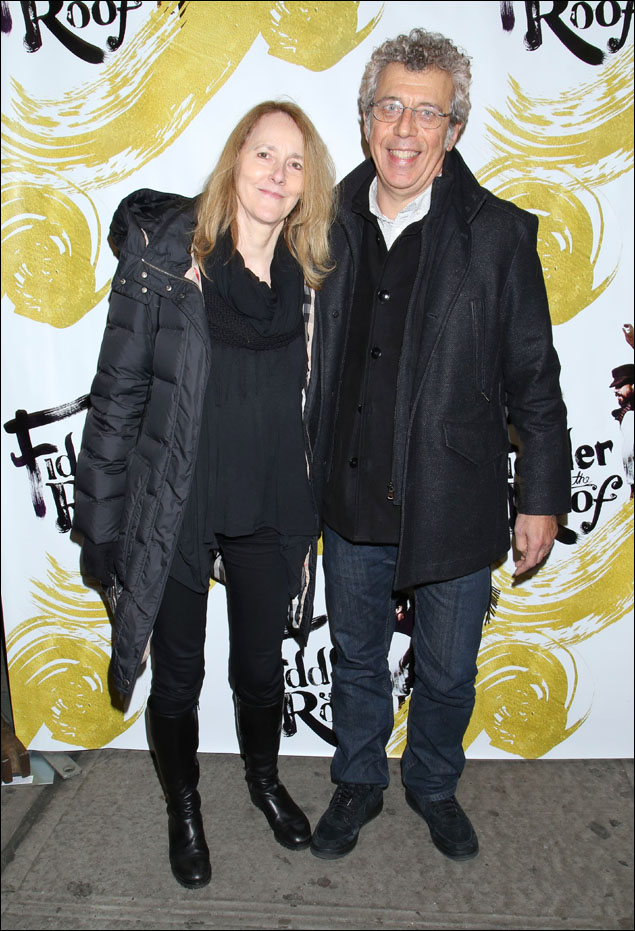 Jo Bonney and Eric Bogosian