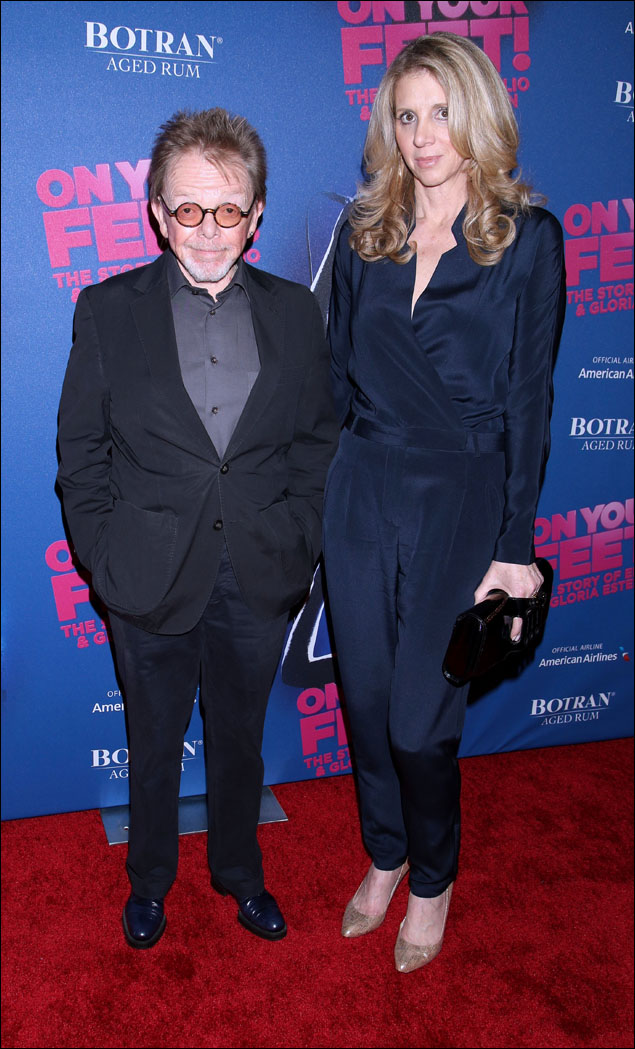 Paul Williams and guest