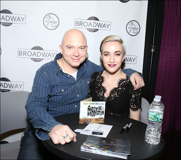 Michael Cerveris and Kimberly Kaye