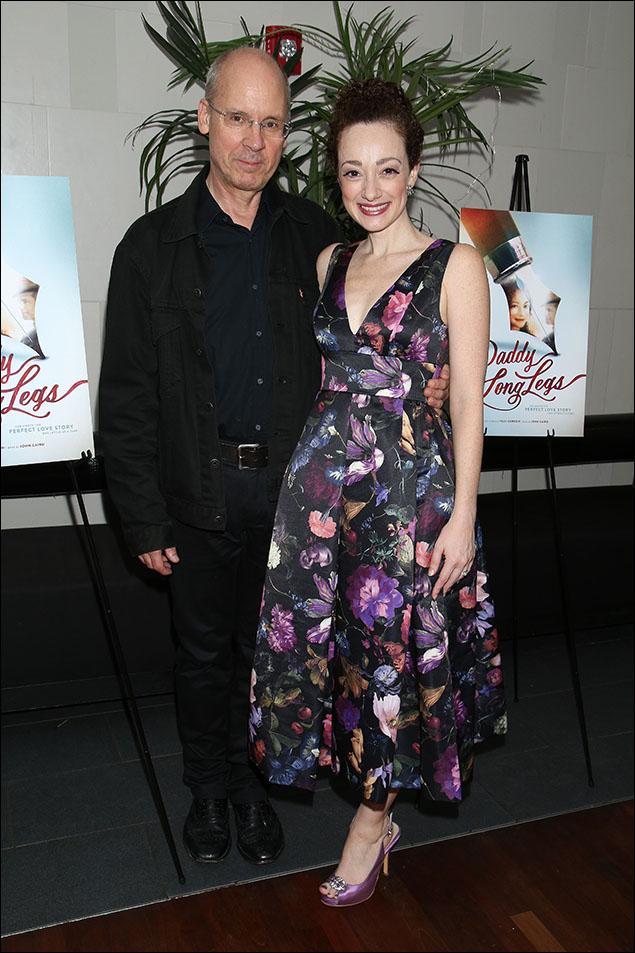 John Caird and Megan McGinnis