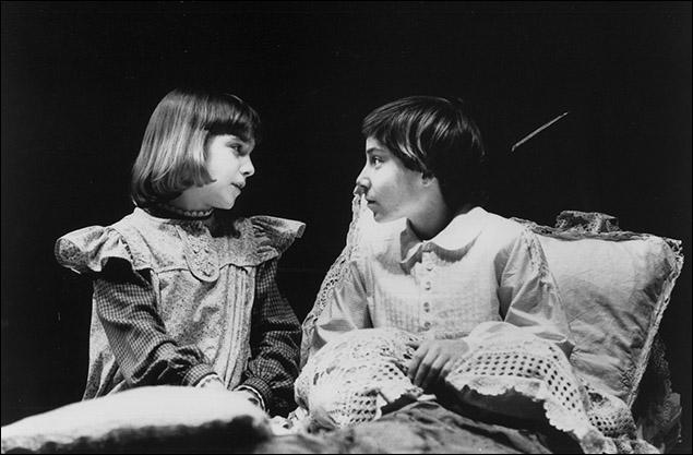 Daisy Eagan and John Babcock