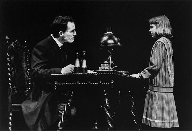 Robert Westenberg and Daisy Eagan