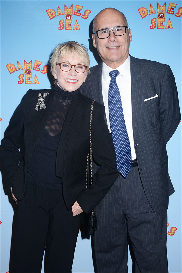 Sandy Duncan and Don Correia