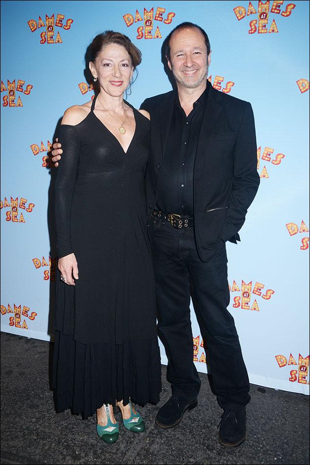 Lori Wilner and Steven Lutvak