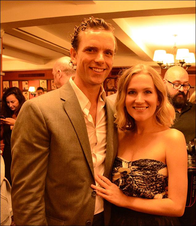 Paul Alexander Nolan and Lora Lee Gayer