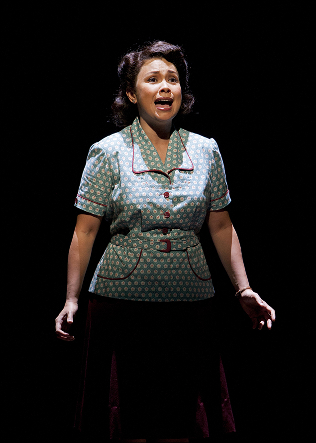 Lea Salonga in Allegiance at the Old Globe