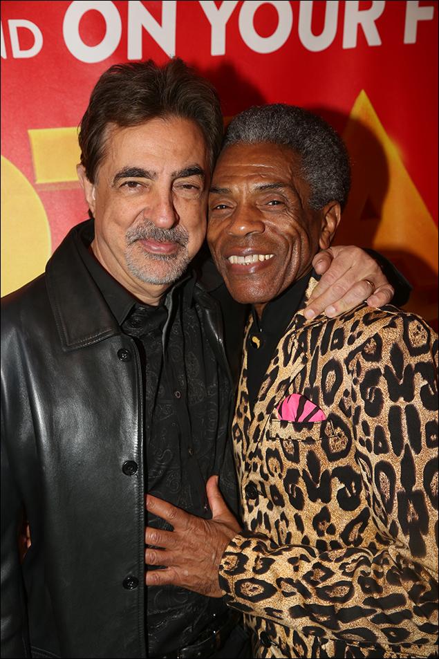 Joe Mantegna and André De Shields