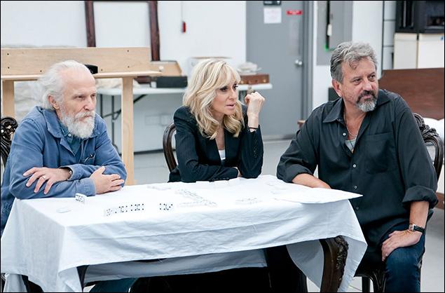 David Patrick Kelly, Judith Light and Jeff Still
