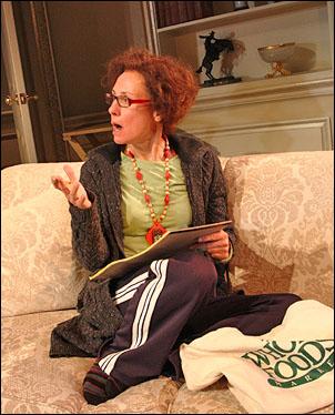 Laurie Metcalf in November