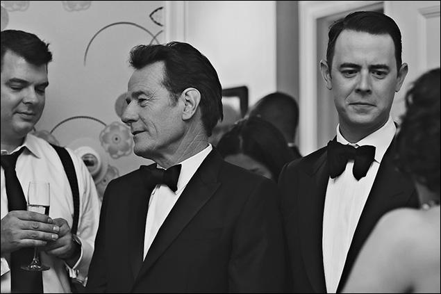 Bryan Cranston and Colin Hanks