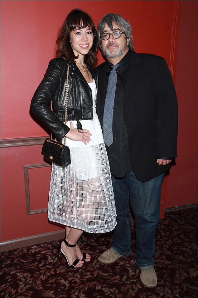 Melanie Maras and Stephen Adly Guirgis