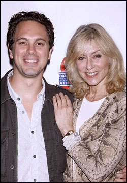 Thomas Sadoski and Judith Light, 2011