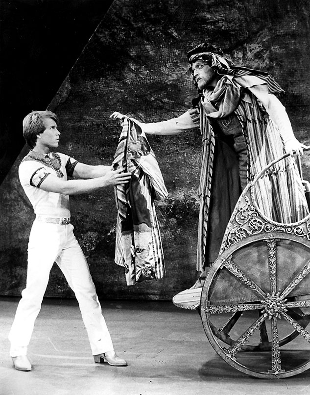 Bill Hutton and Gordon Stanley