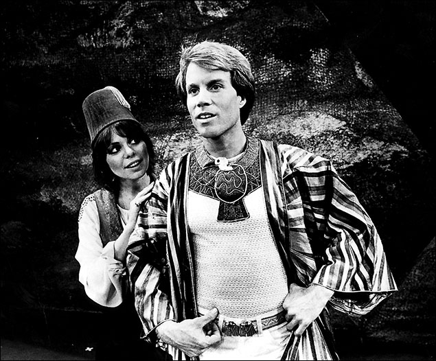 Laurie Beechman and Bill Hutton