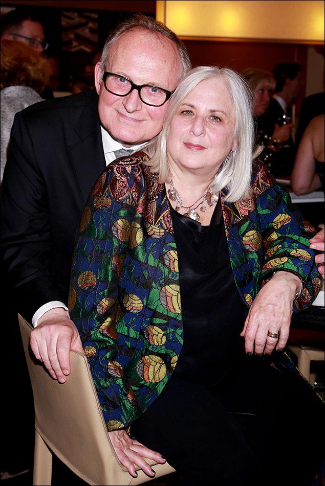 Adrian Bryan-Brown and Joan Marcus