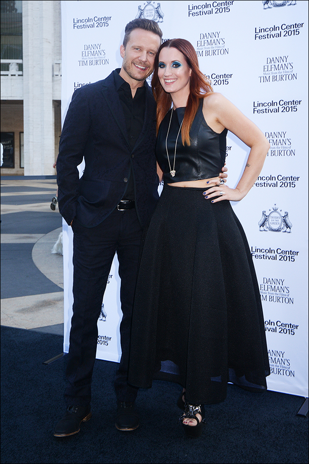 Will Chase and Ingrid Michaelson