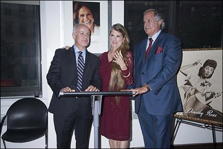 Joe Benincasa, Bonnie Comley and Stewart F. Lane