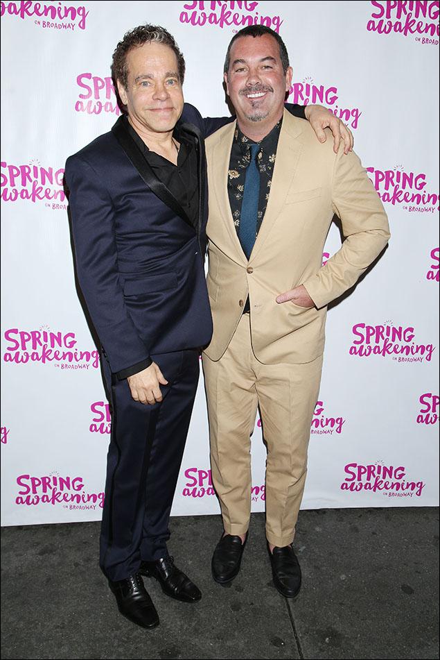 Steven Sater and Duncan Sheik