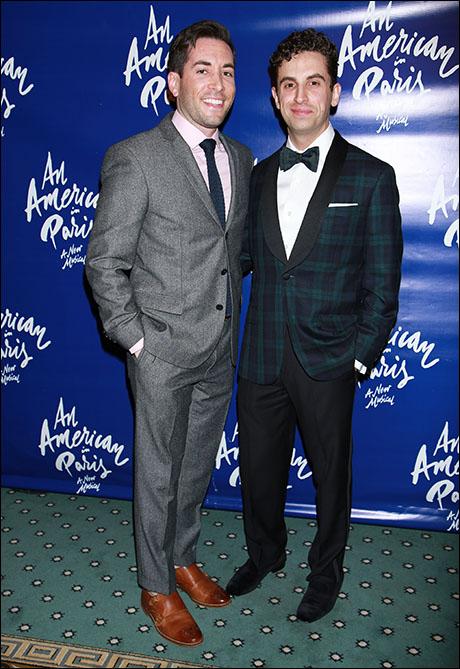 Zachary Prince and Brandon Uranowitz