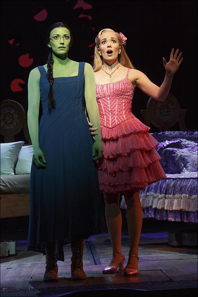 Caroline Bowman and Kara Lindsay