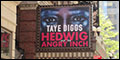 A New Look for the Belasco! See the Brand New Hedwig Marquee Featuring Taye Diggs