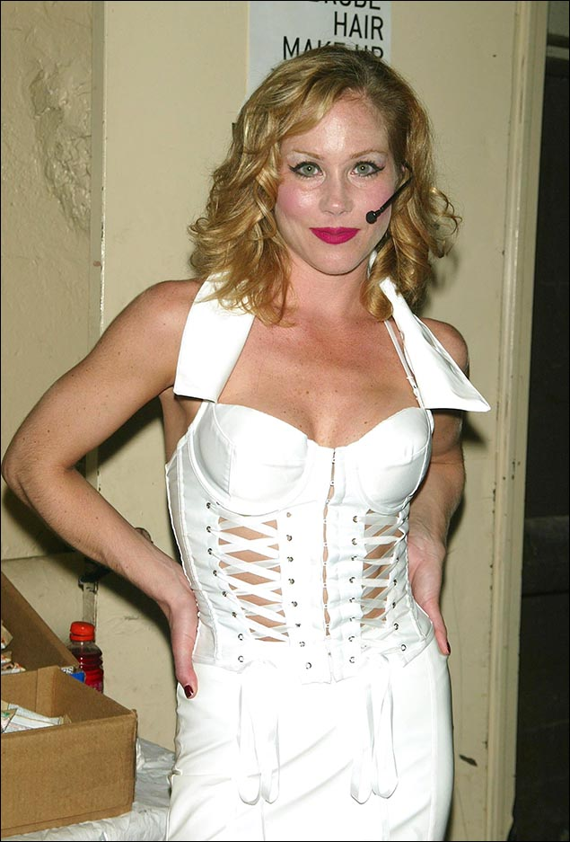 Christina Applegate, 2005