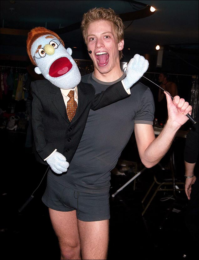 Barrett Foa and Rod, 2005