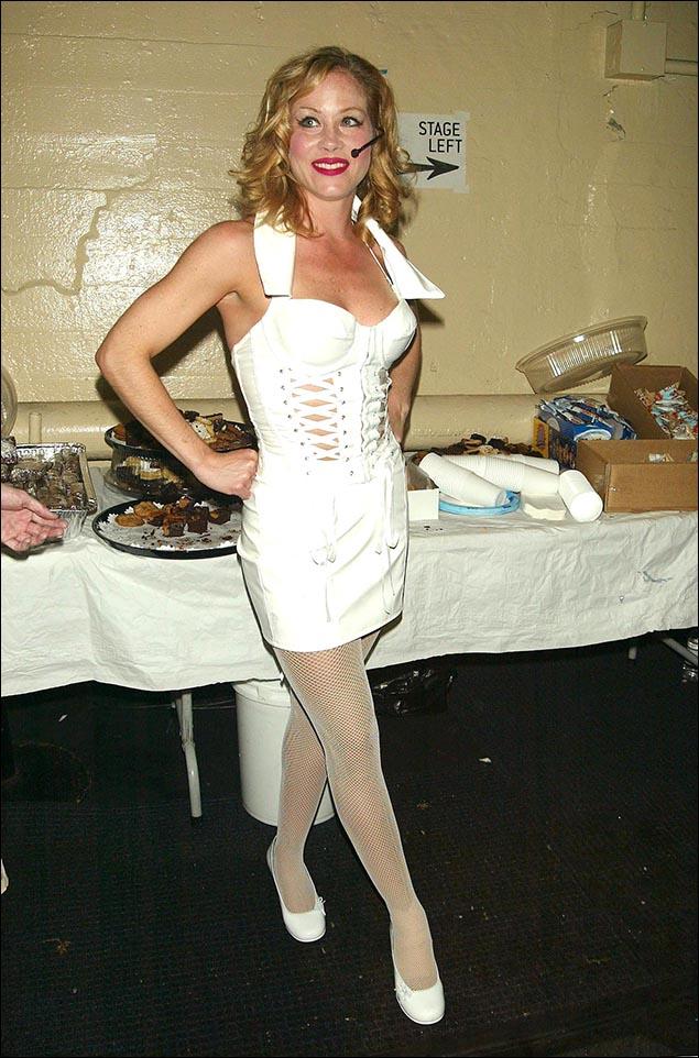 Christina Applegate, 2005